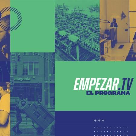 Empezar.tv — El primer programa 100% digital dirigido por y para emprendedores. Con diferentes secciones para acompañarte en la aventura de emprender.